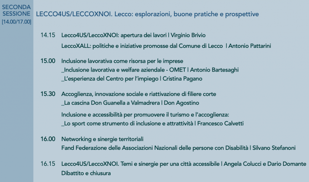 LECCO4ALL