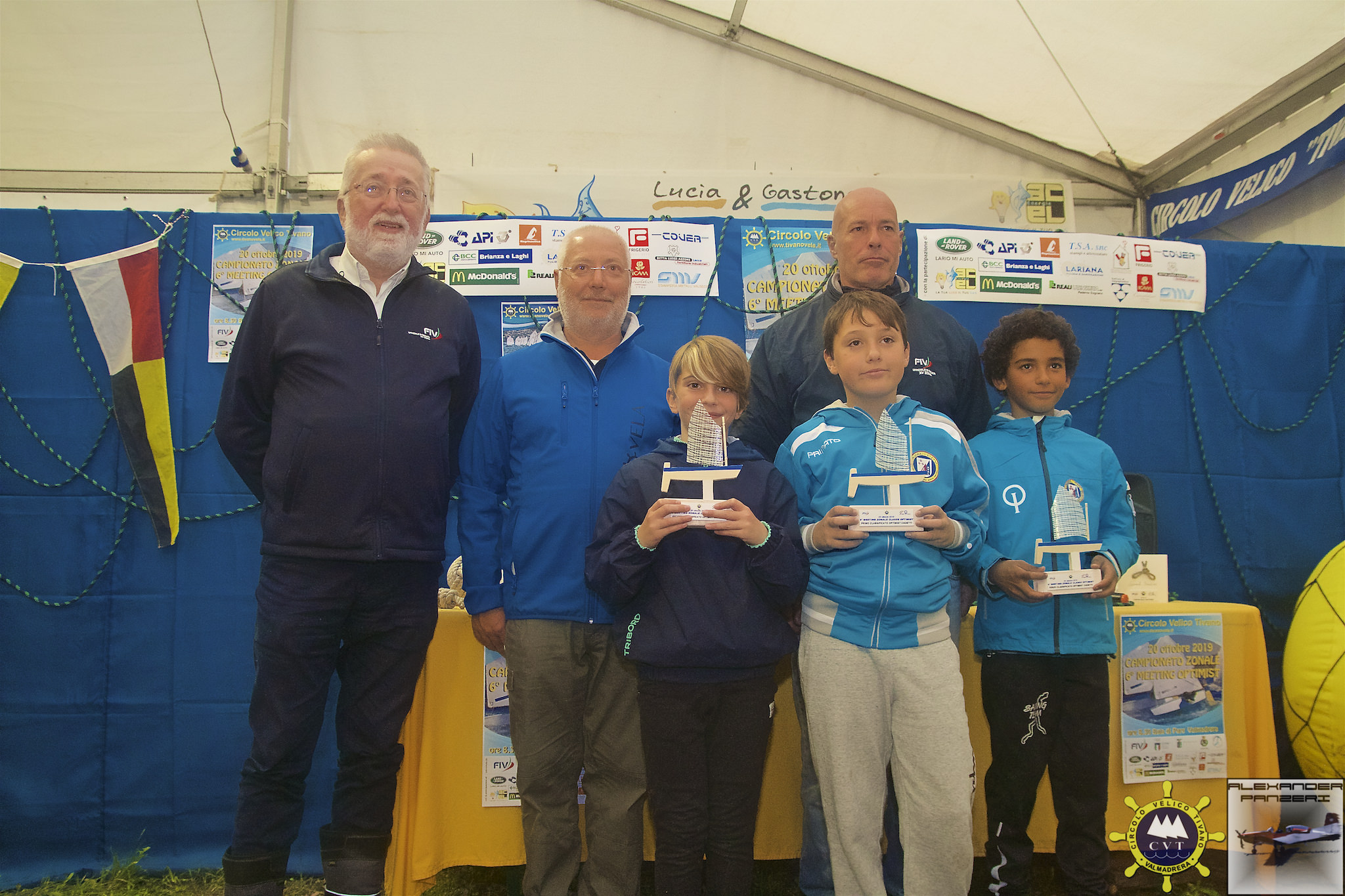 REGATA INTERLAGHINA: VA IN SCENA IL 6° MEETING OPTIMIST